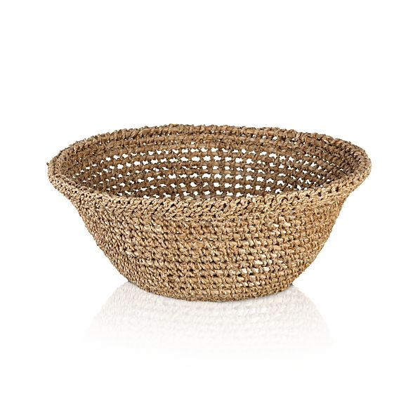 Crate and Barrel: Massai Bowl