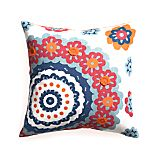 "Matilda 23"" Pillow with Feather Insert"