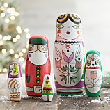Set of 5 Matryoshka Nesting Dolls