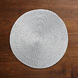 Matte Glimmer Placemat
