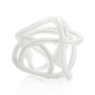 Matteo Large White Knot