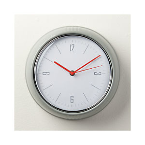 "Mavis 9.5"" Wall Clock"
