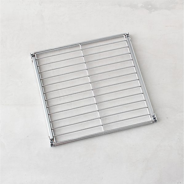 "MAX Chrome 16"" Individual Shelf"