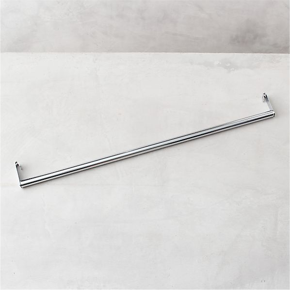 MAX Chrome Hanging Rod
