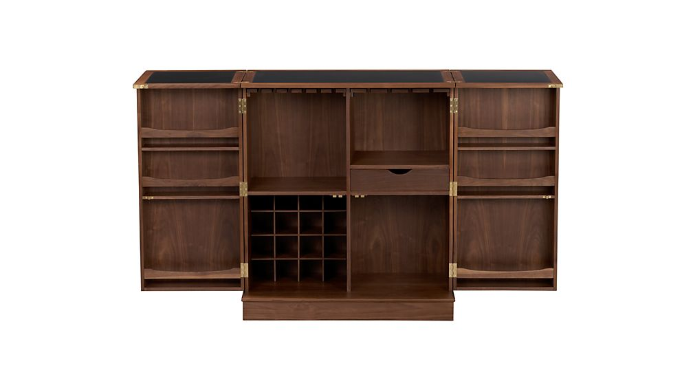 Maxine Bar Cabinet Crate And Barrel