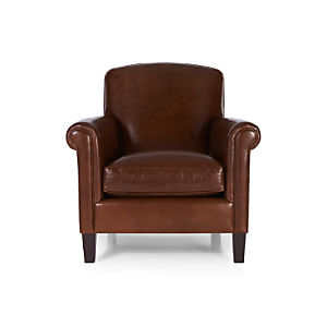 McAllister Leather Chair