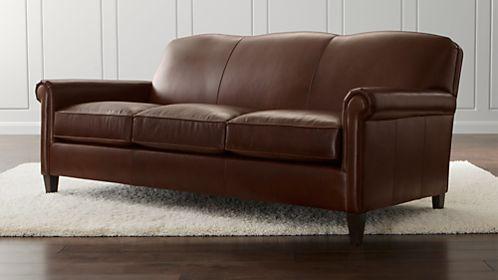 McAllister Leather Sofa