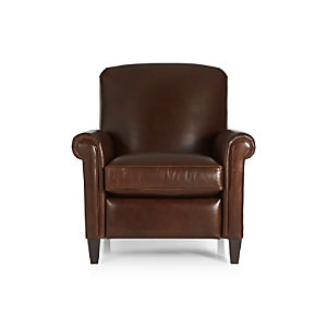 McAllister Leather Recliner