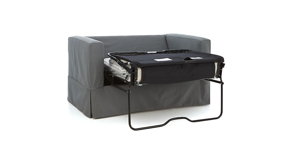 Willow Twin Sleeper Sofa with Air Mattress