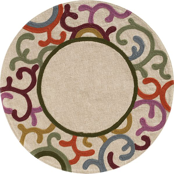 Medallion Placemat