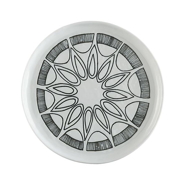Set of 8 Mercer Burst Salad Plates