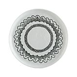 Mercer Ripple Salad Plate