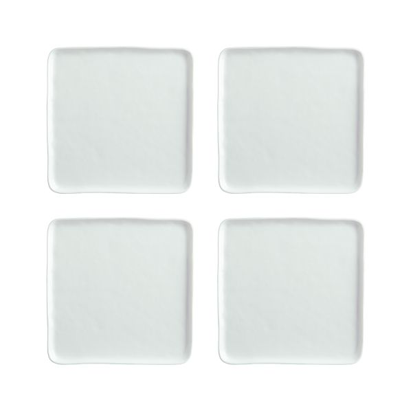 Mercer Square Dinner Plates Set of Four