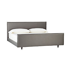 Merrick King Bed with Footboard