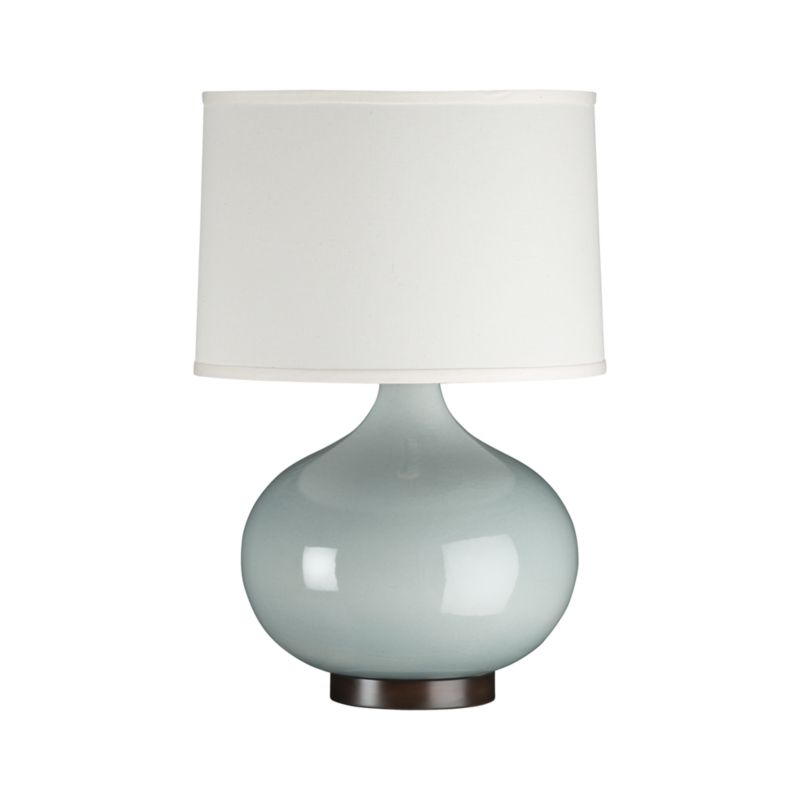 merie table lamp crate and barrel. Black Bedroom Furniture Sets. Home Design Ideas