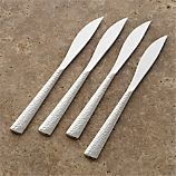 Set of 4 Mesa Steak Knives