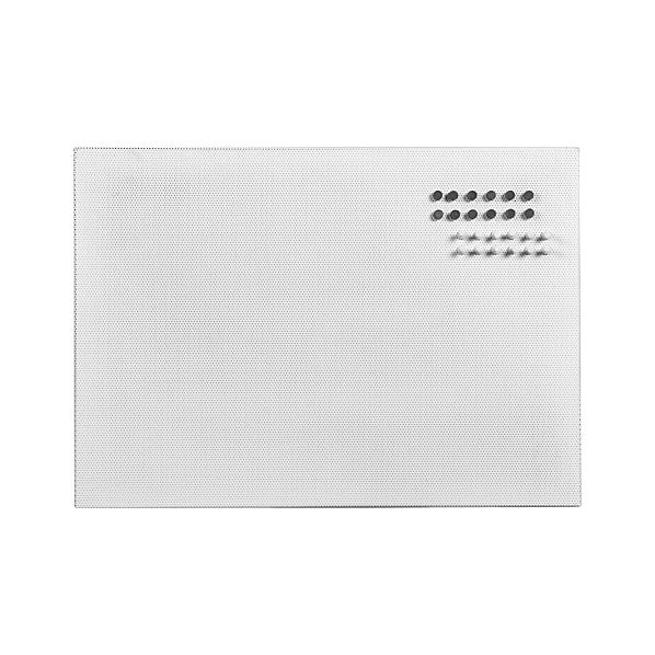 Mesh White Bulletin Board