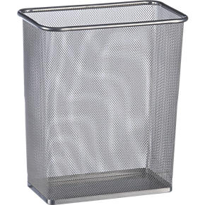 Mesh Rectangular Trash Can