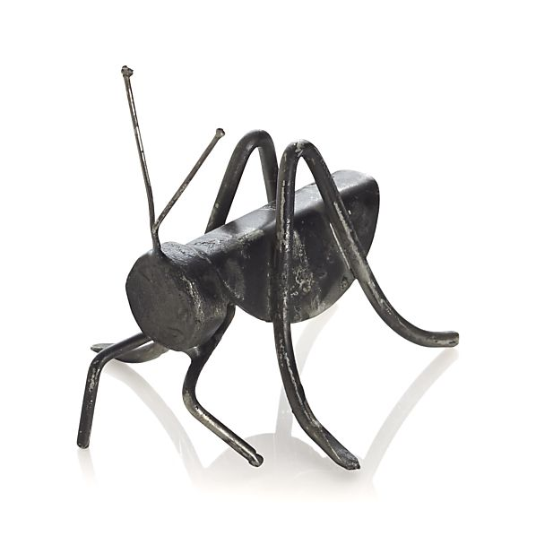 Metal Cricket