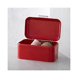 Polder ® Red Metro Bin