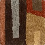 Metropolis 12&quot; sq. Rug Swatch