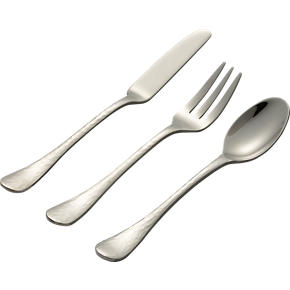 Midi Spreader/Appetizer Fork/Demi Spoon