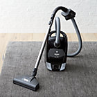 Miele S6270 Onyx Canister Vacuum Cleaner.
