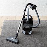 Miele S6270 Onyx Canister Vacuum Cleaner with Free Type FJM Vacuum Cleaner Bags