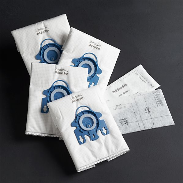 Miele Type GN Vacuum Cleaner Bag Set of Four