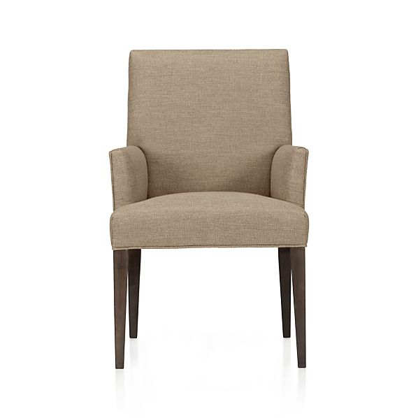 Miles Arm Chair Crate And Barrel