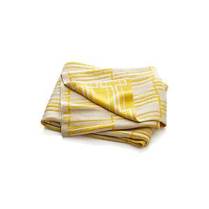 Miles Yellow Throw