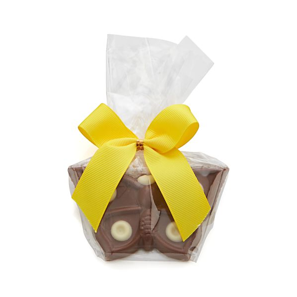 Saxon Chocolates Milk Chocolate Butterfly