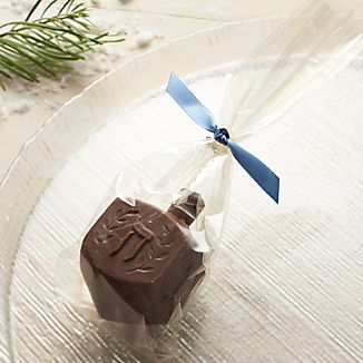 Milk Chocolate Dreidel