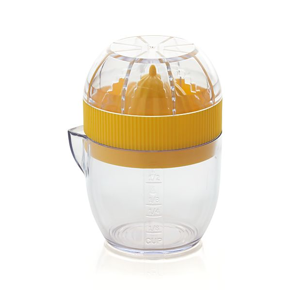 Best Citrus Juicer ~ Mini citrus juicer crate and barrel