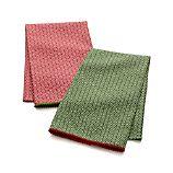Set of 2 Mini Flurries Dish Towels