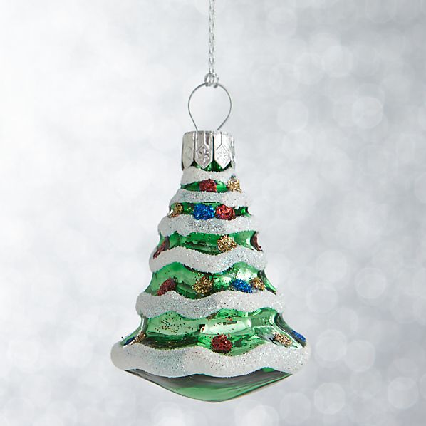 Mini Shapes Tree Ornament