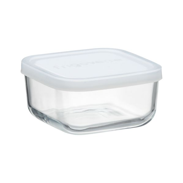 Mini Square Bowl with Lid