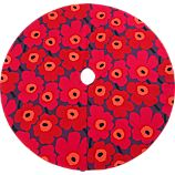 Marimekko Mini Unikko Pink and Plum Tree Skirt