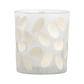 Minx Ovals Candleholder