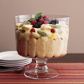 Miranda 7.75 Trifle Bowl