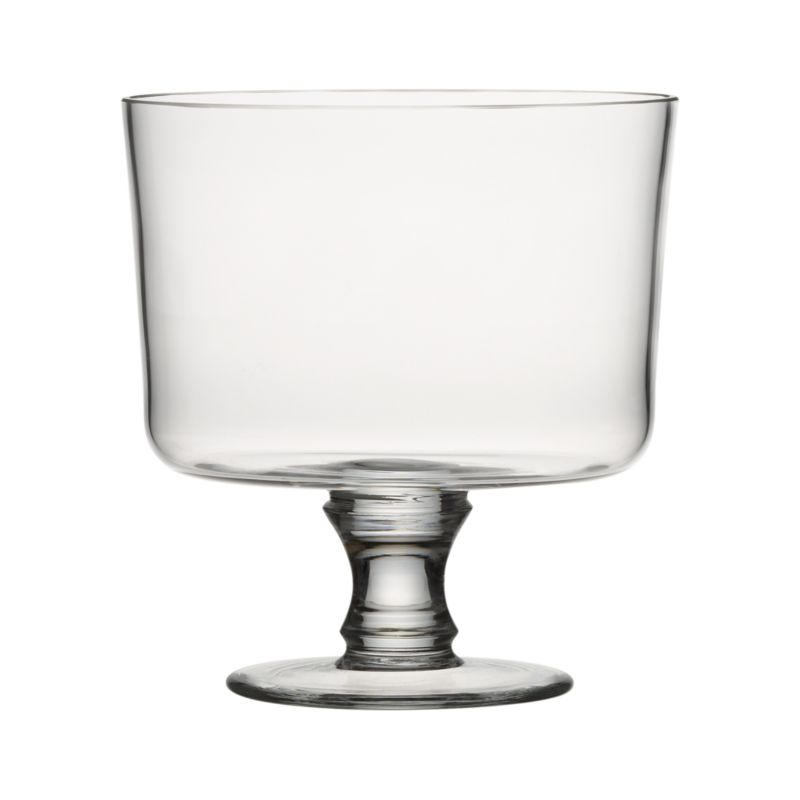 Miranda 7 75 Quot Trifle Bowl Crate And Barrel