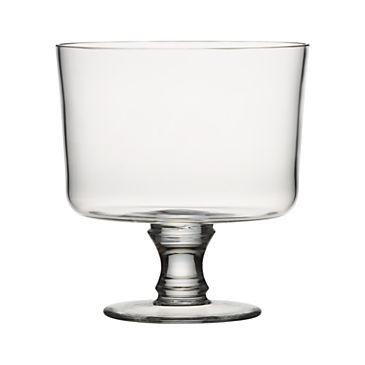 "Miranda 7.75"" Trifle Bowl"