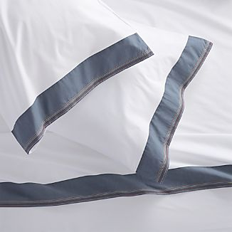 Miri Blue Sheet Sets