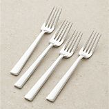 Set of 4 Mix Dinner Forks