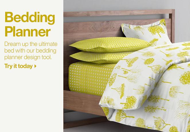 Mix & Match Bedding Planner