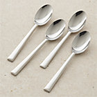 """Set of four Mix  tablespoons. 7.5"""""""