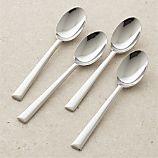 Set of 4 Mix Tablespoons