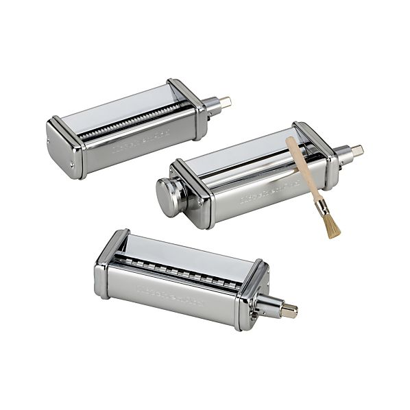 KitchenAid® Mixer Pasta Roller-Cutters Attachment