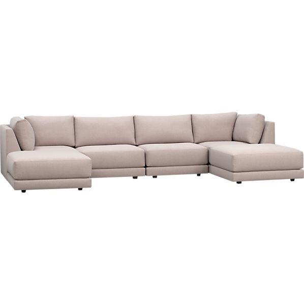 Moda 6-Piece Sectional Sofa