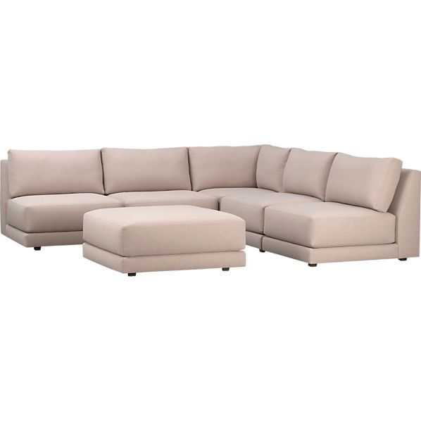 Moda 6-Piece Sectional Sofa